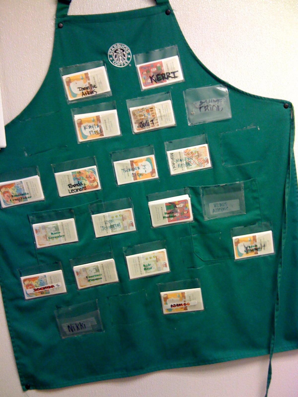 the green apron blah blah blog rh starbucksgirl wordpress com Seattle Starbucks Cup Starbucks Drink Carrier